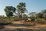 Village, western Zambia