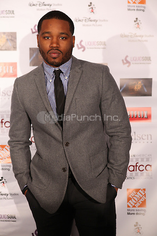 LOS ANGELES, CALIFORNIA - JANUARY 31: Ryan Coogler at the African American Film Critics Association 5th Annual Awards Dinner on Friday Jan 31st, 2014  at the Taglyan Cultural Complex in Los Angeles, California. Photo Credit: RTNjohnson/MediaPunch.