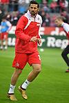 14.01.2018, RheinEnergieStadion, Koeln, GER, 1.FBL., 1. FC K&ouml;ln vs. Borussia M&ouml;nchengladbach<br /> <br /> im Bild / picture shows: <br /> nach langer Verletzung zur&uuml;ck im Kader Claudio Pizarro (FC K&ouml;ln #39),  <br /> <br /> Foto &copy; nordphoto / Meuter