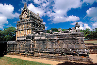 8th century Buddhist Hindu Temple Nalanda Sri Lanka.