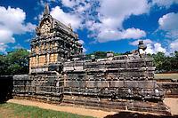 8th century Buddhist Hindu Temple Nalanda Sri Lanka.
