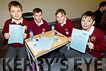 at the Cara Credit Union Schools Quiz in the IT Sports Complex on Sunday
