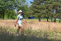 Danielle Kang (USA) makes her way to the tee on 14 during round 2 of the 2018 KPMG Women's PGA Championship, Kemper Lakes Golf Club, at Kildeer, Illinois, USA. 6/29/2018.<br /> Picture: Golffile | Ken Murray<br /> <br /> All photo usage must carry mandatory copyright credit (© Golffile | Ken Murray)