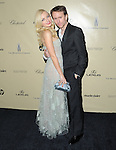 Francesca Eastwood and Tyler Shields at THE WEINSTEIN COMPANY 2013 GOLDEN GLOBES AFTER-PARTY held at The Old trader vic's at The Beverly Hilton Hotel in Beverly Hills, California on January 13,2013                                                                   Copyright 2013 Hollywood Press Agency
