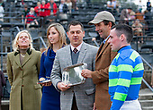 2013 Colonial Cup - undercard trophy presenation