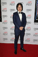 "17 November 2016 -  Hollywood, California - Jimmy O. Yang. AFI FEST 2016 - Closing Gala - Premiere Of ""Patriot's Day"" held at The TCL Chinese Theatre. Photo Credit: AdMedia"