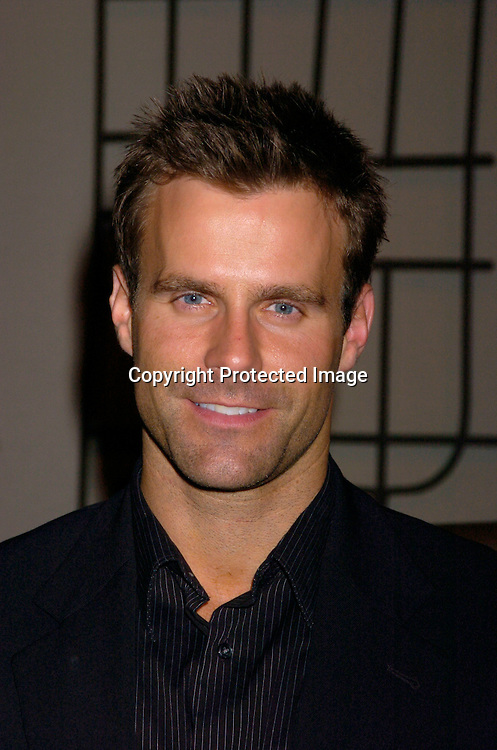 Cameron Mathison..at ABC Casino Night on October 7, 2004 at The Lighthouse..at Chelsea Piers. ..Photo by Robin Platzer, Twin Images