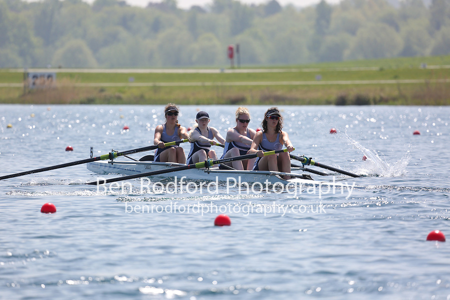 Race: 50  Event: W Challenge 4-  Final<br /> <br /> Wallingford Regatta 2018<br /> <br /> To purchase this photo, or to see pricing information for Prints and Downloads, click the blue 'Add to Cart' button at the top-right of the page.
