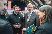 Malcolm Press visits UCAS Convention