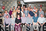 70 YEARS YOUNG: Pat Horgan, Shanakil, Tralee (seated centre) celebrated his 70th birthday last Saturday night in Kirby's Brogue, Tralee with many friends and family.
