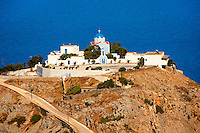 Greek Orthodox Monastery of Kastariani for the Assumption of the Virgin Mary, Kea Greek Cyclades Islands