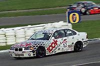 1992 British Touring Car Championship. #12 Matt Neal (GBR). Rimstock Racing. BMW 318is Coupe.