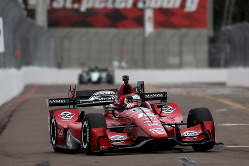11-13 March, 2016, St Petersburg, Florida USA<br /> 15 Graham Rahal<br /> ©2016, Phillip Abbott<br /> LAT Photo USA