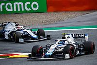 12th July 2020; Styria, Austria; FIA Formula One World Championship 2020, Grand Prix of Styria race day; FIA Formula One World Championship 2020, Grand Prix of Styria,  6 Nicholas Latifi CAN, Williams Racing