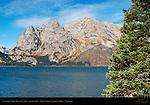 Symmetry Spire, Mount St. John, Jenny Lake, Grand Teton National Park, Wyoming