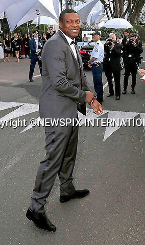 12.05.2015, Antibes; France: CHRIS TUCKER<br /> attends the Cinema Against AIDS amfAR Gala 2015 held at the Hotel du Cap, Eden Roc in Cap d'Antibes.<br /> MANDATORY PHOTO CREDIT: &copy;NEWSPIX INTERNATIONAL<br /> <br /> (Failure to credit will incur a surcharge of 100% of reproduction fees)<br /> <br /> **ALL FEES PAYABLE TO: &quot;NEWSPIX  INTERNATIONAL&quot;**<br /> <br /> Newspix International, 31 Chinnery Hill, Bishop's Stortford, ENGLAND CM23 3PS<br /> Tel:+441279 324672<br /> Fax: +441279656877<br /> Mobile:  07775681153<br /> e-mail: info@newspixinternational.co.uk