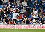 Simon Lappin celebrates goal no 2 for St Johnstone