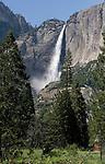 Upper Yosemite Falls, Yosemite - 2011