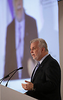 Quebec Premier Philippe Couillard speak at Montreal Metropolitan Board of Trade, March 11, 2016.<br /> <br /> PHOTO : Pierre Roussel - Agence Quebec Presse