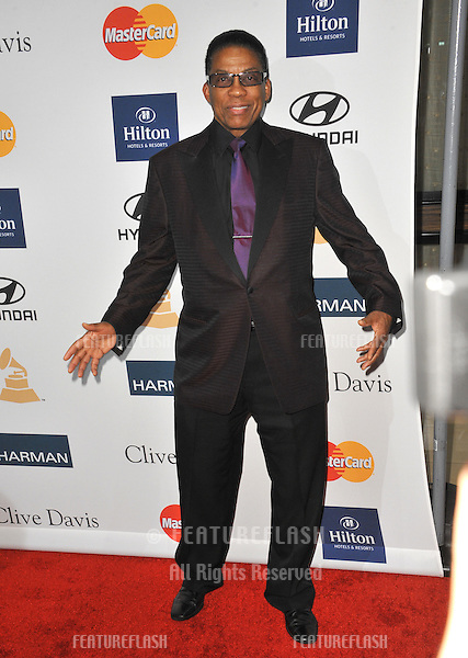 Herbie Hancock at the 2012 Clive Davis Pre-Grammy Party at the Beverly Hilton Hotel, Beverly Hills..February 11, 2012  Los Angeles, CA.Picture: Paul Smith / Featureflash