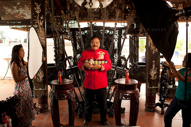 Mr. Tran Qui Thanh - Chairman of Tan Hiep Phat Corporation