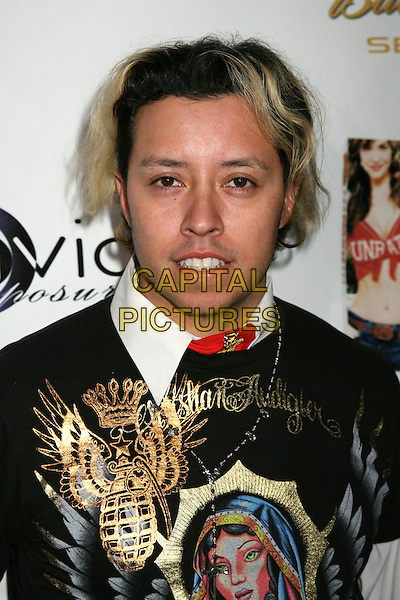 "CARLOS RAMIREZ .""The Dukes of Hazzard: The Beginning"" DVD Release Party at Forbidden City, Hollywood, California, USA..March 21st, 2007.headshot portrait .CAP/ADM/BP.©Byron Purvis/AdMedia/Capital Pictures"