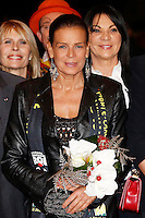 Princess Stéphanie Of Monaco & Pauline Ducruet attend 3rd day of 38th Monte-Carlo Circus Festival