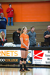 Kalamazoo College Volleyball vs Trine - 10.23.13
