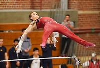 Stanford, CA; February 23, 2019; Men's Gymnastics, Stanford vs California, Japan.