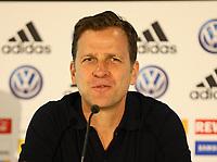 Teammanager der Nationalmannschaft Oliver Bierhoff (Deutschland Germany) - 03.06.2019: Pressekonferenz der Deutschen Nationalmannschaft zur EM-Qualifikation in Venlo/NL