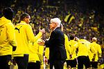 11.05.2019, Signal Iduna Park, Dortmund, GER, 1.FBL, Borussia Dortmund vs Fortuna Düsseldorf, DFL REGULATIONS PROHIBIT ANY USE OF PHOTOGRAPHS AS IMAGE SEQUENCES AND/OR QUASI-VIDEO<br /><br />im Bild | picture shows:<br /><br /><br />Foto © nordphoto / Rauch