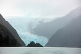 USA, Alaska, Seward, view of Holgate Glacier seen while exploring Resurrection Bay
