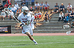 Torrance, CA 05/11/13 - Oscar Gomez (St Margarets #21) in action during the Harvard Westlake vs St Margarets 2013 Los Angeles / Orange County Championship game.  St Margaret defeated Harvard Westlake 15-8.
