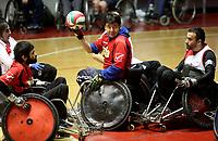 Paralímpico 2018 Rugby Sillas de Rueda