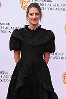 Louisa Harland<br /> arriving for the BAFTA TV Awards 2019 at the Royal Festival Hall, London<br /> <br /> ©Ash Knotek  D3501  12/05/2019