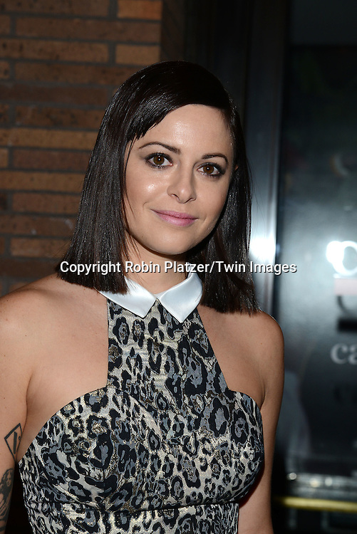 Sophia Amoruso of Nasty Girl attends the Glamour Women of the Year Awards on November 10, 2014 at Carnegie Hall in New York City. <br /> <br /> photo by Robin Platzer/Twin Images<br />  <br /> phone number 212-935-0770