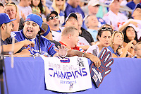 Fans der New York Giants