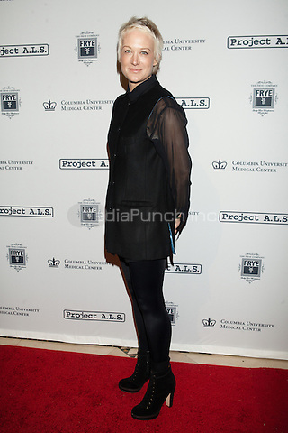 NEW YORK, NY - OCTOBER 19: Nancy Jarecki attends the 15th Annual Benefit in support of Project A.L.S. in New York City. October 19, 2012. © Diego Corredor/MediaPunch Inc..