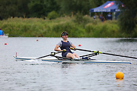 Race: 93  W.1x (Band 3)  Rep 1<br /> <br /> Peterborough Summer Regatta 2018 - Sunday<br /> <br /> To purchase this photo, or to see pricing information for Prints and Downloads, click the blue 'Add to Cart' button at the top-right of the page.