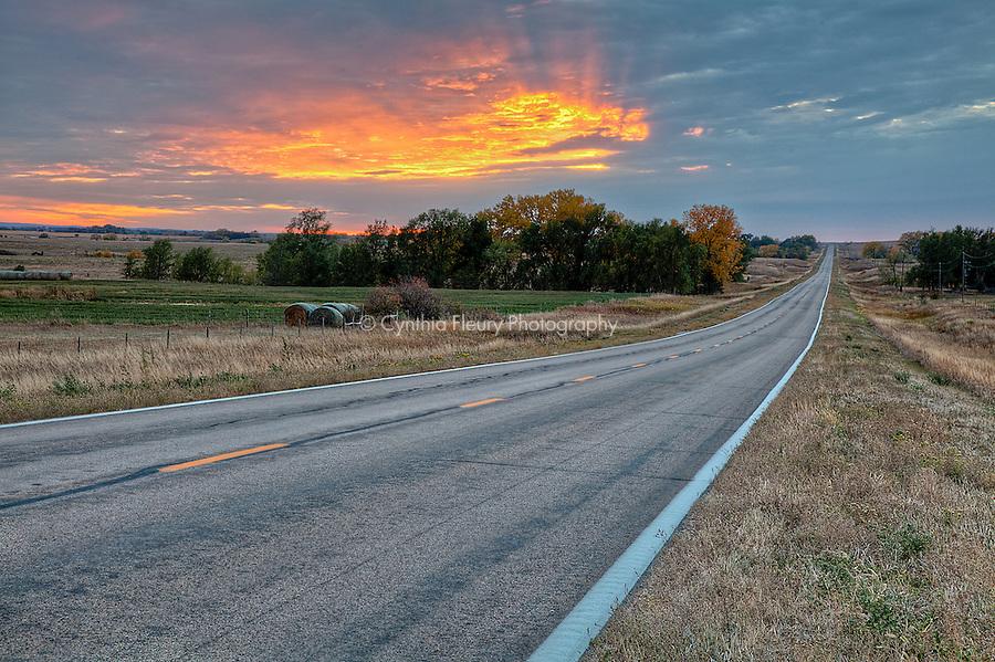 Nebraska Sunset