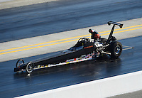 Apr. 14, 2012; Concord, NC, USA: NHRA competition eliminator driver Keith Roberts  during qualifying for the Four Wide Nationals at zMax Dragway. Mandatory Credit: Mark J. Rebilas-