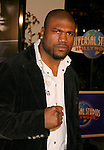 "UNIVERSAL CITY, CA. - March 12: Boxer Rampage Jackson arrives at the Los Angeles premiere of ""Fast & Furious"" at the Gibson Amphitheatre on March 12, 2009 in Universal City, California."