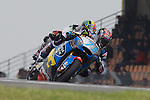 Qualifying practices in Le Mans during the world championship 2015<br /> alex marquez