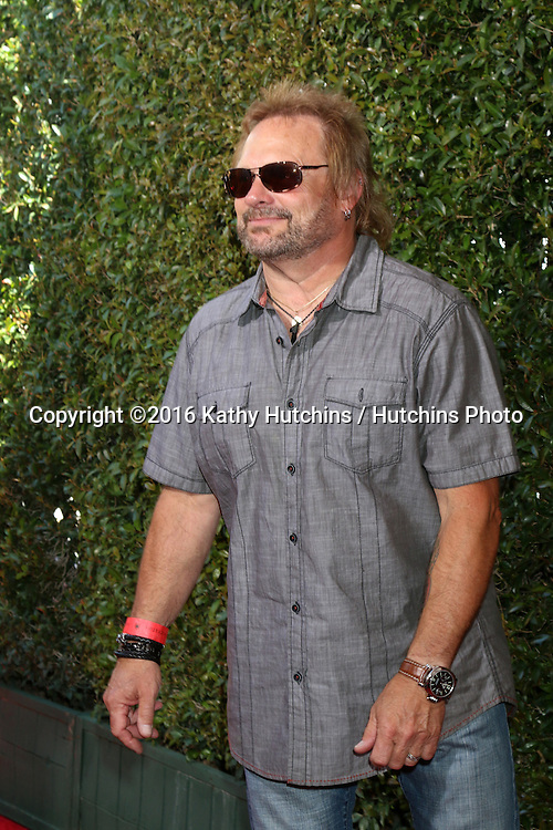 LAS VEGAS - APR 17:  Michael Anthony at the John Varvatos 13th Annual Stuart House Benefit at the John Varvatos Store on April 17, 2016 in West Hollywood, CA