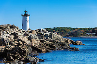 Portsmouth Harbor Light, New Castle, New Hampshire, USA