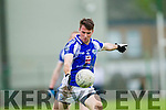 Templenoe's Mike Hallissey in the AIB GAA Football All Ireland Junior Club Championship.