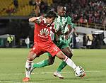 Independiente Santa Fe venció 2-1 a Atlético Nacional. Tercera fecha Torneo Fox Sports 2019.