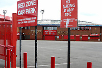 11th May 2020, Bescot Stadium, Walsall, West Midlands, United Kingdom; Bescot Stadium stands deserted due to the lock-down due to the Covid-19 Pandemic