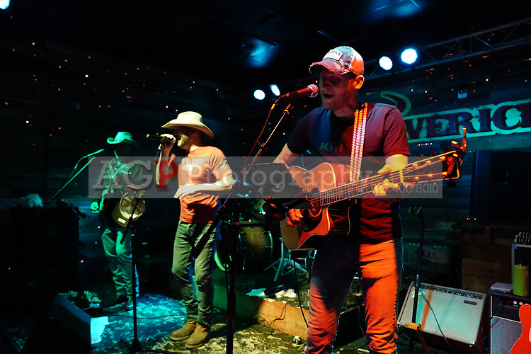The Bell Brothers in Pleasanton, CA Saturday March 16. 2019. (Photo by Alan Greth)