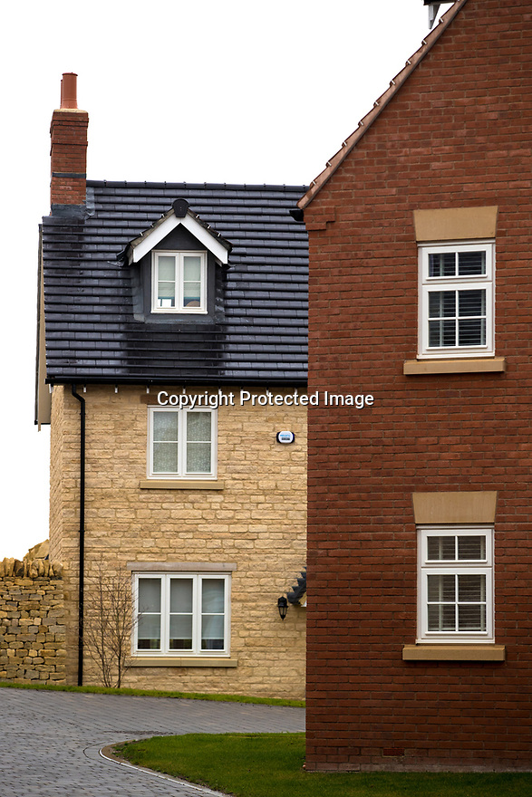 27/11/18<br /> <br /> Keylite windows and lintels, Barwood Homes, Shiptston on Stour.<br /> <br /> All Rights Reserved: F Stop Press Ltd. +44(0)7765 242650  www.fstoppress.com www.rkpphotography.co.uk